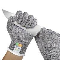 Супер PDR инструменты HPPE устойчивые к порезам перчатки уровень 5 Защита высокая производительность Многофункциональные бытовые садовые пер...