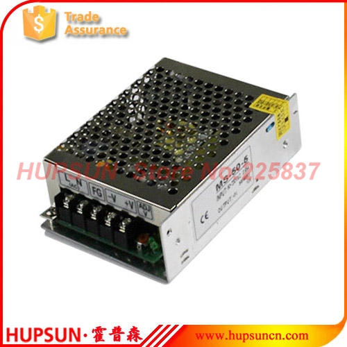 fonte 50w MS-50 5v 10a 12v 15v 24v DC mini size compact industrial switching power supply LED driver 50w free shipping low price for mini size s 15 5 switching power supply 15w 5vdc 3a 2 warranty psu led driver