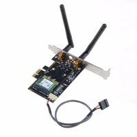 Desktop Network Cards AR5B22 300M Wireless Wifi Bluetooth 4 0 PCI E Card Desktop Adapter Network