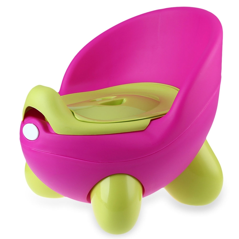 Baby Potty Toilet Car WC For Kids Toilet Trainer Girls Seat Chair Comfortable Portable Animal Pot