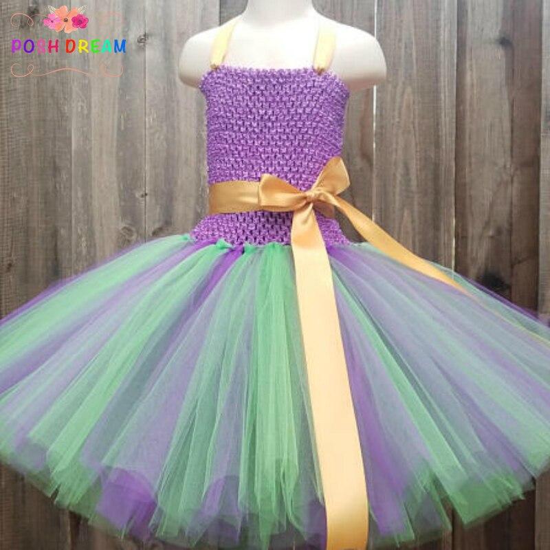 Mardi Gras Dresses for Girls