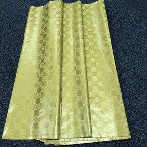 Image 1 - Top quality Austria getzner africano bazin riche tessuto per gli uomini e le donne ultime 5 yds/lotto bacino tissu africain guinea broccato tessuto
