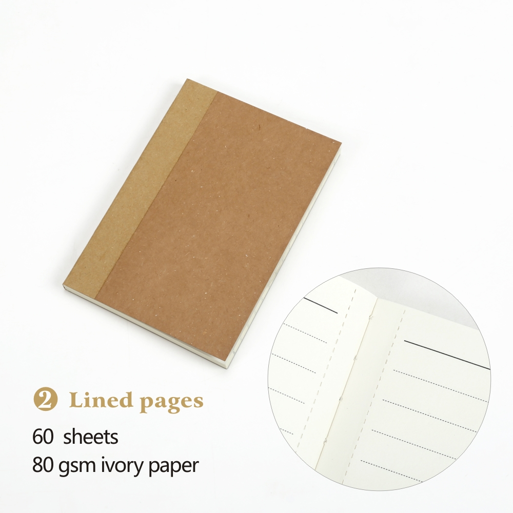 Pocket notebooks Inneren Filler papers zu tun liste planer ...