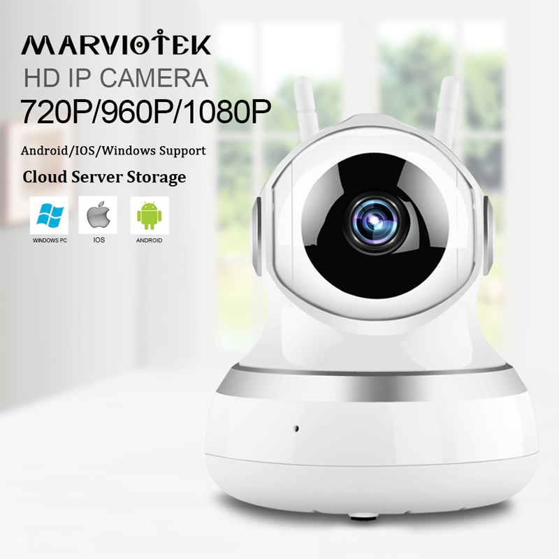 720P Mini Wireless Camera HD 1080P IP Camera WiFi Security Camera Home Security Plug And Play Night Vision Indoor Camera PTZ P2P enklov 960p cctv camera hd ip camera wi fi wireless home security camera plug and play ptz p2p night version indoor camera