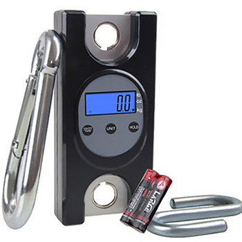 Hanging Digital Scale | 300kg * 0.1kg Digital Scale Pocket Weight Scale High-capacity Electronic Luggage Portable Fishing Balance Hook Weighing Tools