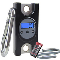 300kg * 0.1kg Digital Scale Pocket Weight Scale High capacity Electronic Luggage Portable Fishing Balance Hook Weighing Tools