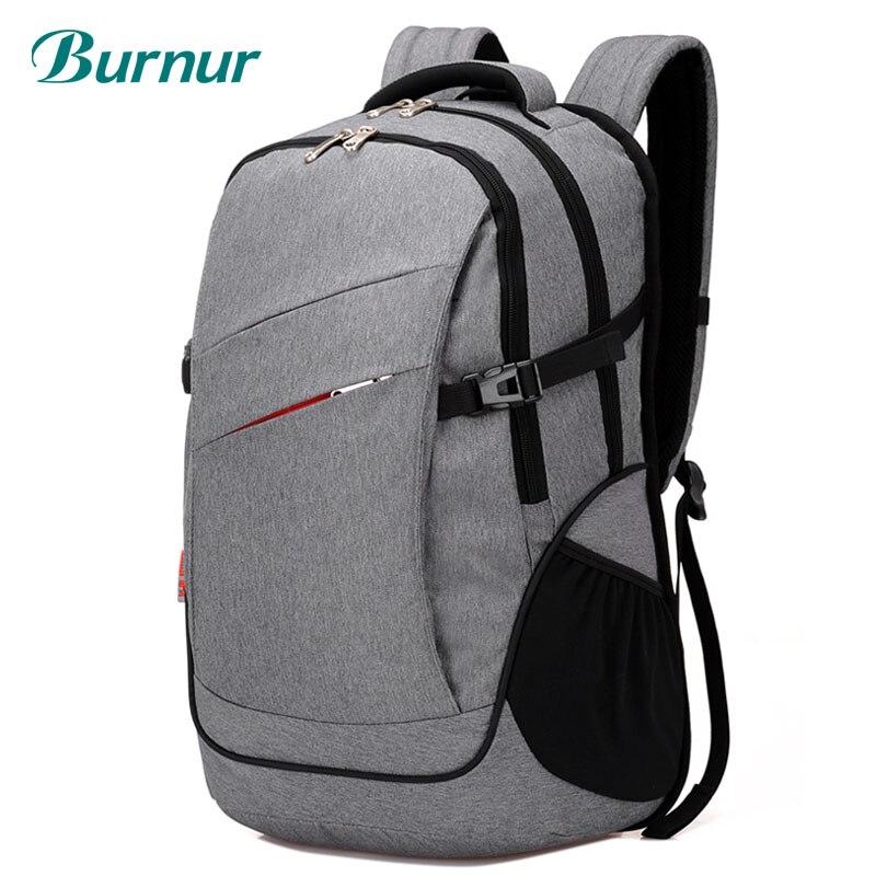 Brand Waterproof 15 15.6 17 inch Laptop Backpack Women, 2016 new Fashion Ergonomics Tablet PC Notebook Backpack Men bag цены онлайн