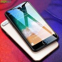 Для iphone 7 7 плюс закаленное стекло Защита экрана для iphone 6 6s 6plus 6s плюс стекло полное покрытие задняя пленка для iphone 5 5s se