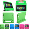Thick EVA Foam Kids Children Safe Rugged Proof Foam Case Handle Stand For Amazon Kindle Fire