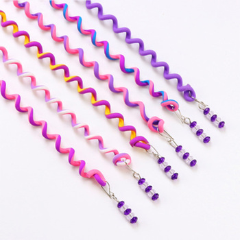 Cute Colorful Long Elastic Headbands 6