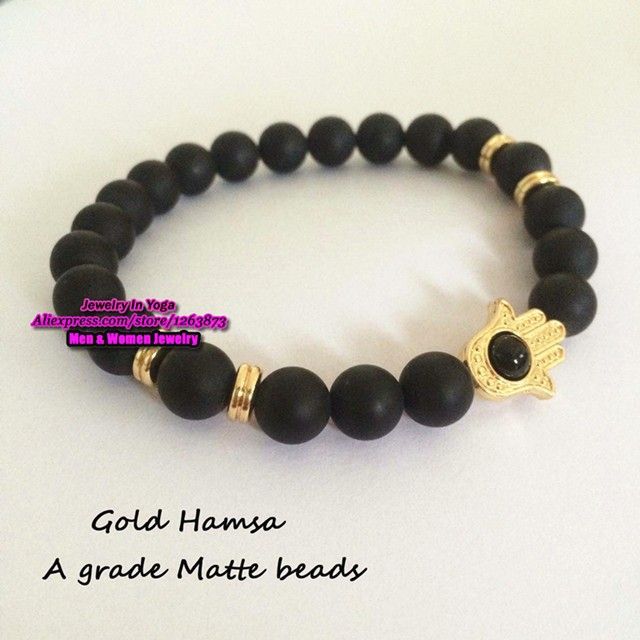 hamsa matte beads (1)