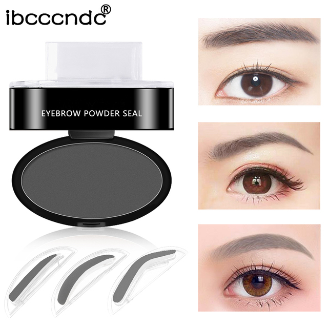 3 Shapes High Quality Newest 9 Options Professional Natural Eyebrow