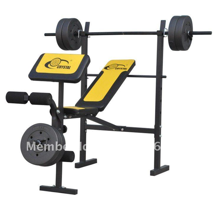 multi workout bench