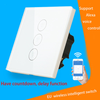 2019 New Arrivals 90 250v wall smart home led Infrared control energy saving delay Lights Lamps motion sensor light switch