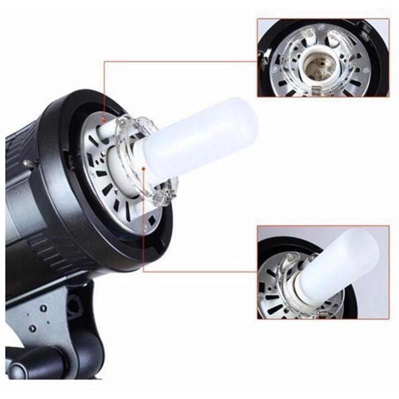 Godox DE300 300W Kompakte Studio Flash Licht Strobe Beleuchtung Lampe Kopf 300Ws 220V GN58 5600K - 4