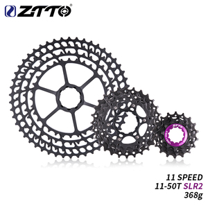 Image 4 - ZTTO 11s 11 50T SLR 2 كاسيت متب 11 سرعة نسبة واسعة خفيفة 368g نك الحرة عجلة دراجة هوائية جبلية دراجة أجزاء ل X 1 9000