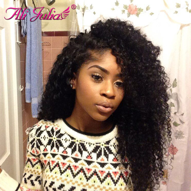 7a Unprocessed Malaysian Curly Hair 3 Bundles Deal Virgin Weave Human Extensions