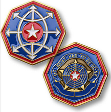 Wholesale U.S. Army / Criminal Investigation Command Challenge Coin hot sales  double side coin new Metal Craft tag hl50236