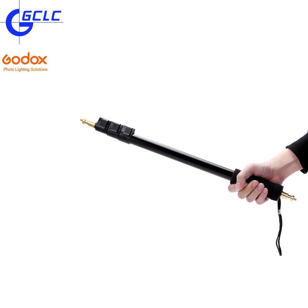 Godox AD-S13 Draagbare Handheld Verlenging Telescopische Rod Flits - Camera en foto - Foto 4