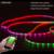 Lifesmart centro inteligente + 2 kit tira de luz led de control inalámbrico de 433 mhz by phone 16 millones de color regulable inteligente la iluminación de su casa