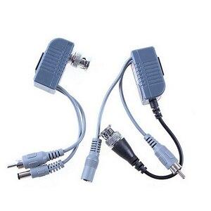 Image 4 - 1CH pasywna wydajność wideo złącza RJ45 Balun do kamera telewizji przemysłowej DVR darmowa wysyłka