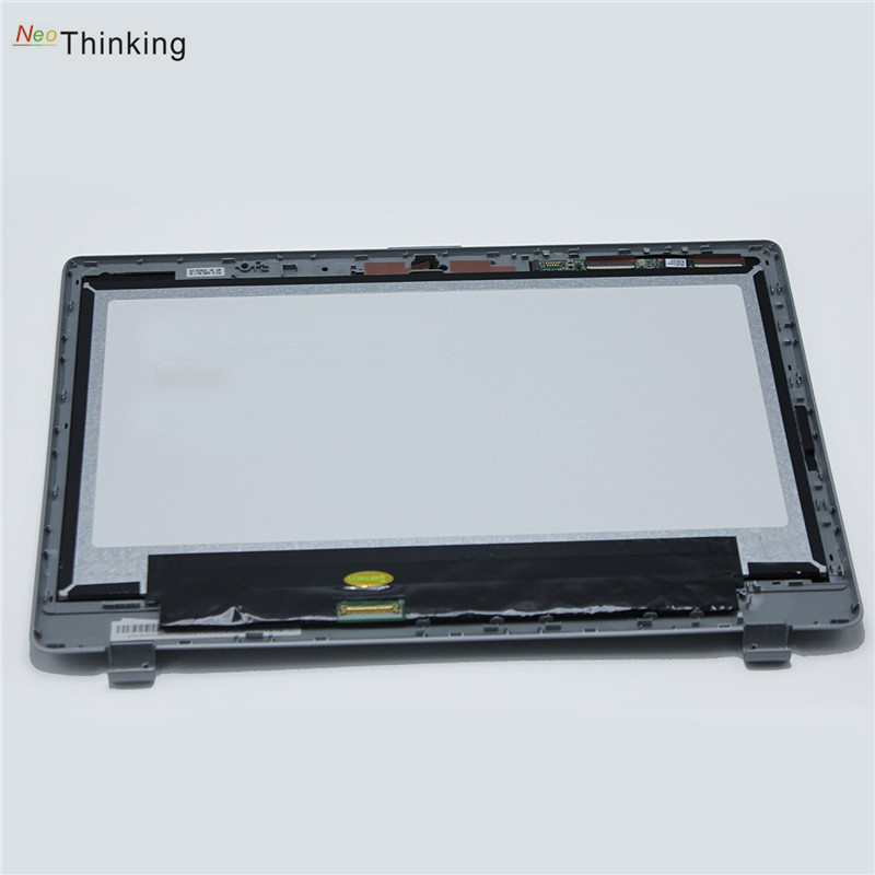 11,6'' LCD Assembly For Acer Aspire V5-122P V5-132P MS2377 Lcd display Touch Screen Digitizer with frame Display Panel new 11 6 lcd display touch screen assembly with digitizer panel replacement repairing parts for acer v3 111p v3 112p series