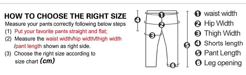 Pants measure