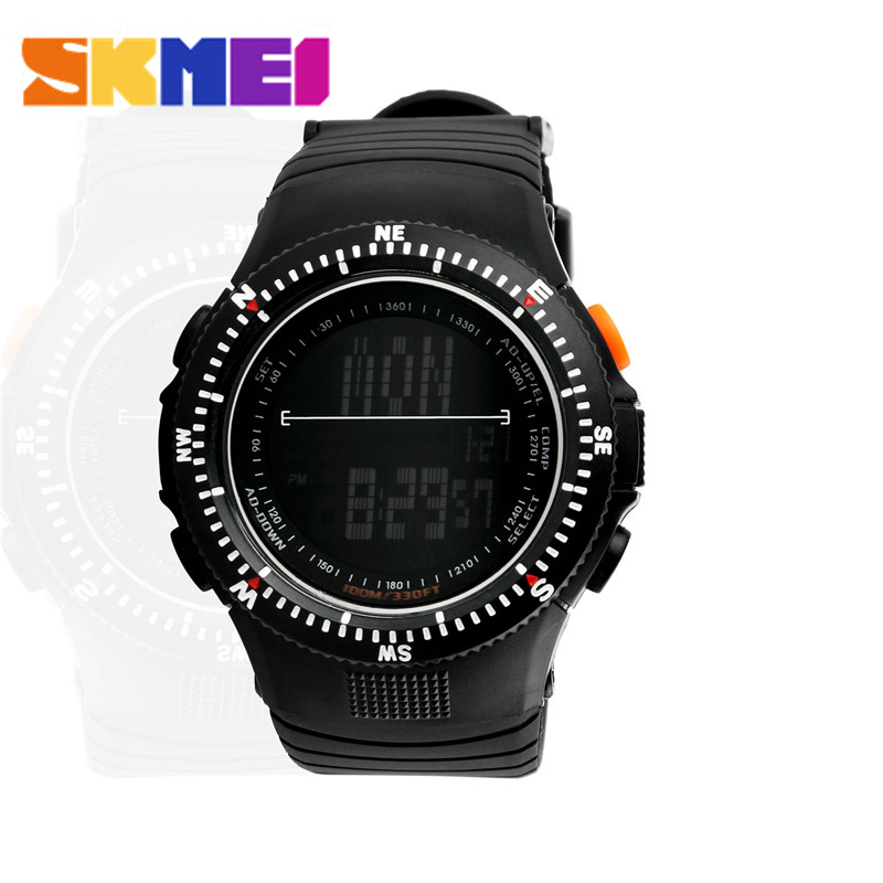 compare prices on tactical mens watch online shopping buy low skmei men hunting tactical sports watches 50m waterproof outdoor man led digital watch military wristwatches travel