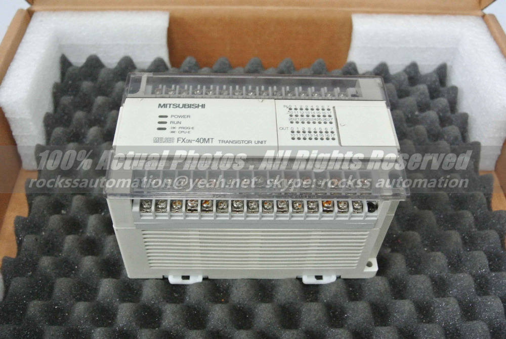 FXON-40MT Used Good In Conditon With Free DHL / EMS  aj65sbtb1 32t used good in conditon with free dhl