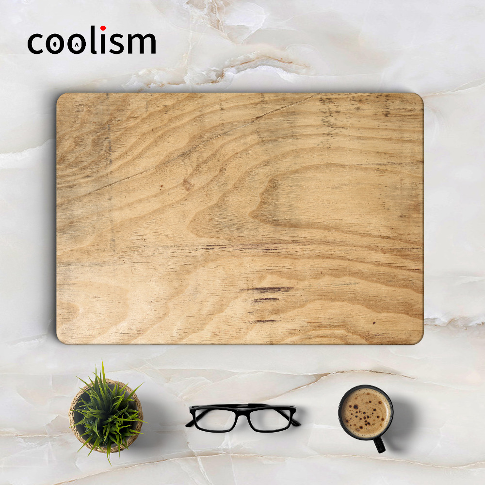 Wood Grain Laptop Skin Sticker Decal for font b Apple b font font b Macbook b