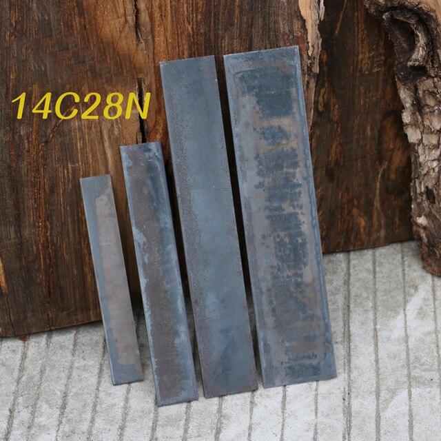 US $14 0 |Sweden Sandvik 14C28N steel plate 12C27 upgrade version of tool  steel cryogenic heat treatment knife DIY-in Tool Parts from Tools on