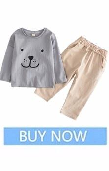 2018-Girls-Boys-Clothing-Set-Linen-Children-Tracksuits-For-Girl-T-shirt-Pants2Pcs-Casual-Kids-Sport