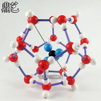 combustible ice ball-and-stick model Space configuration Chemistry teaching instrument free shipping