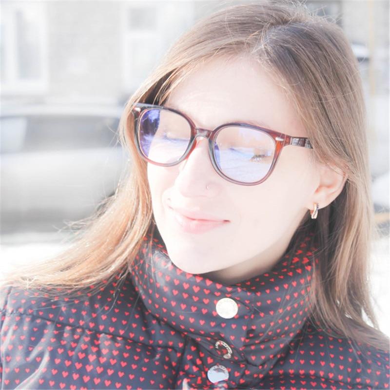Vazrobe Ordinateur Lunettes Hommes Femmes Anti Bleu Rayonnement Travail/accueil Teintées Bleu lumière pour les jeux Lunettes protection des yeux carré