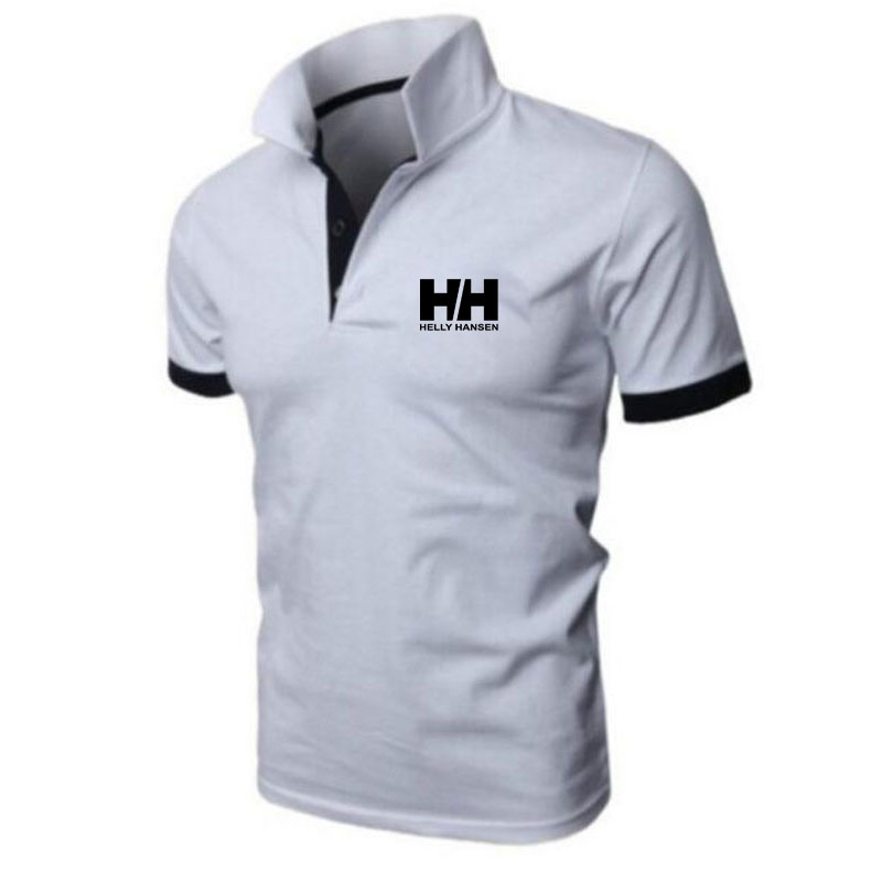 New 2019 Men's Brand   Polo   Shirt For Men Designer   Polos   Men Cotton Short Sleeve shirt Brands jerseys golftennis Free Shipping