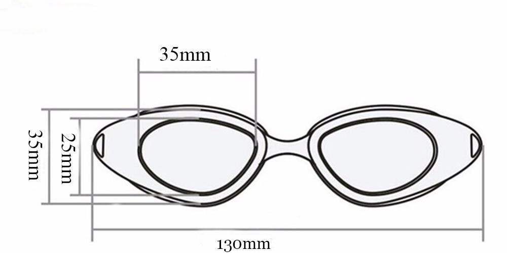 09ea9b9e20 Goexplore gafas de natación niños 6-14 años gafas profesionales para ...