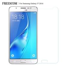 Закаленное стекло для samsung Galaxy J7 9H 2.5D защита экрана J710X SM-J710FN/DF Взрывозащищенная HD защитная пленка