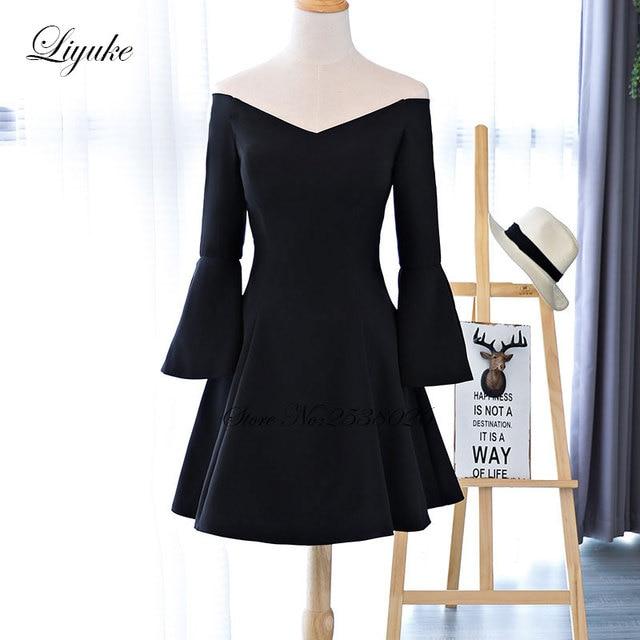 Liyuke Pure Satin Prom Dress Sweetheart Neckline A Line Party Dress