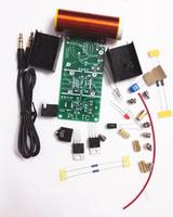 DIY Music Tesla Coils Artificial Lightning Arc Plasma Scientific Production Speakers Toys Factory Outlets