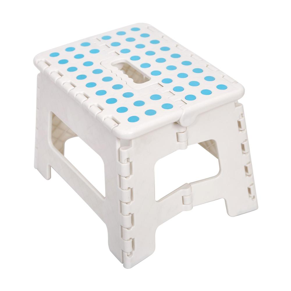 Excellent Us 10 99 30 Off Folding Step Stool Chair Sturdy Plastic One Step Stools Portable Outdoor Picnic Step Stool For Kids Home Furniture 3 In Step Stools Gmtry Best Dining Table And Chair Ideas Images Gmtryco