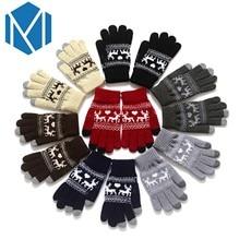 knit gloves 2
