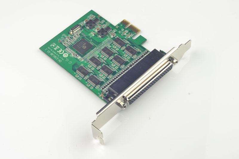 PCI-Express 8 Port RS232 1 Mbps Seri Kart 15kV ESD 200 W Gerilim Dalgalanma KorumakPCI-Express 8 Port RS232 1 Mbps Seri Kart 15kV ESD 200 W Gerilim Dalgalanma Korumak