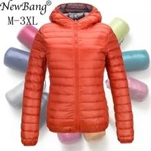 NewBang Down Coat Women Ultra Light Down Jacket