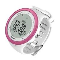 SUNROAD Multifunction Outdoor Digital Sports Watch Compass/Pedometer/Altimeter/Barometer Climbing Running Walking Wrist Watch
