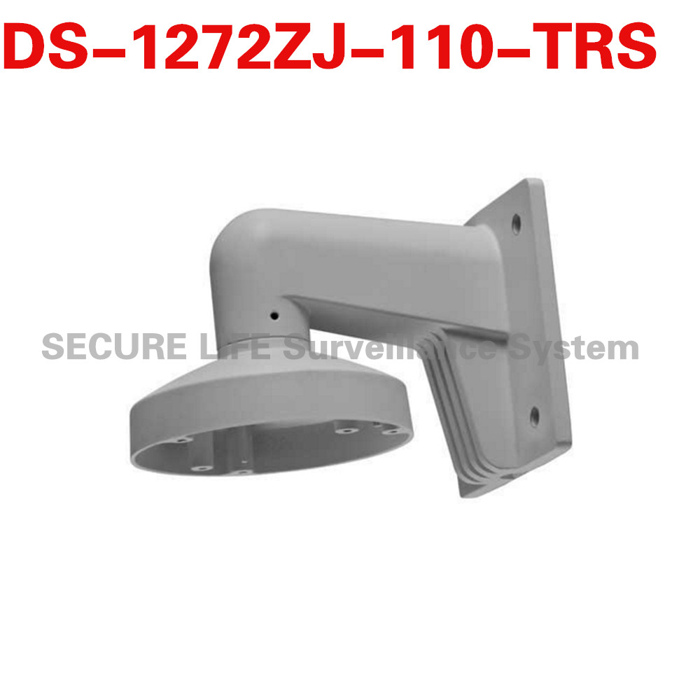 DS-1272ZJ-110-TRS Wall Mounting Bracket for 55X2 Series Mini Dome Camera in stock ds 1272zj 110 cctv camera wall mount bracket for mini dome camera ds 2cd2132f iws ds 2cd2142fwd iws