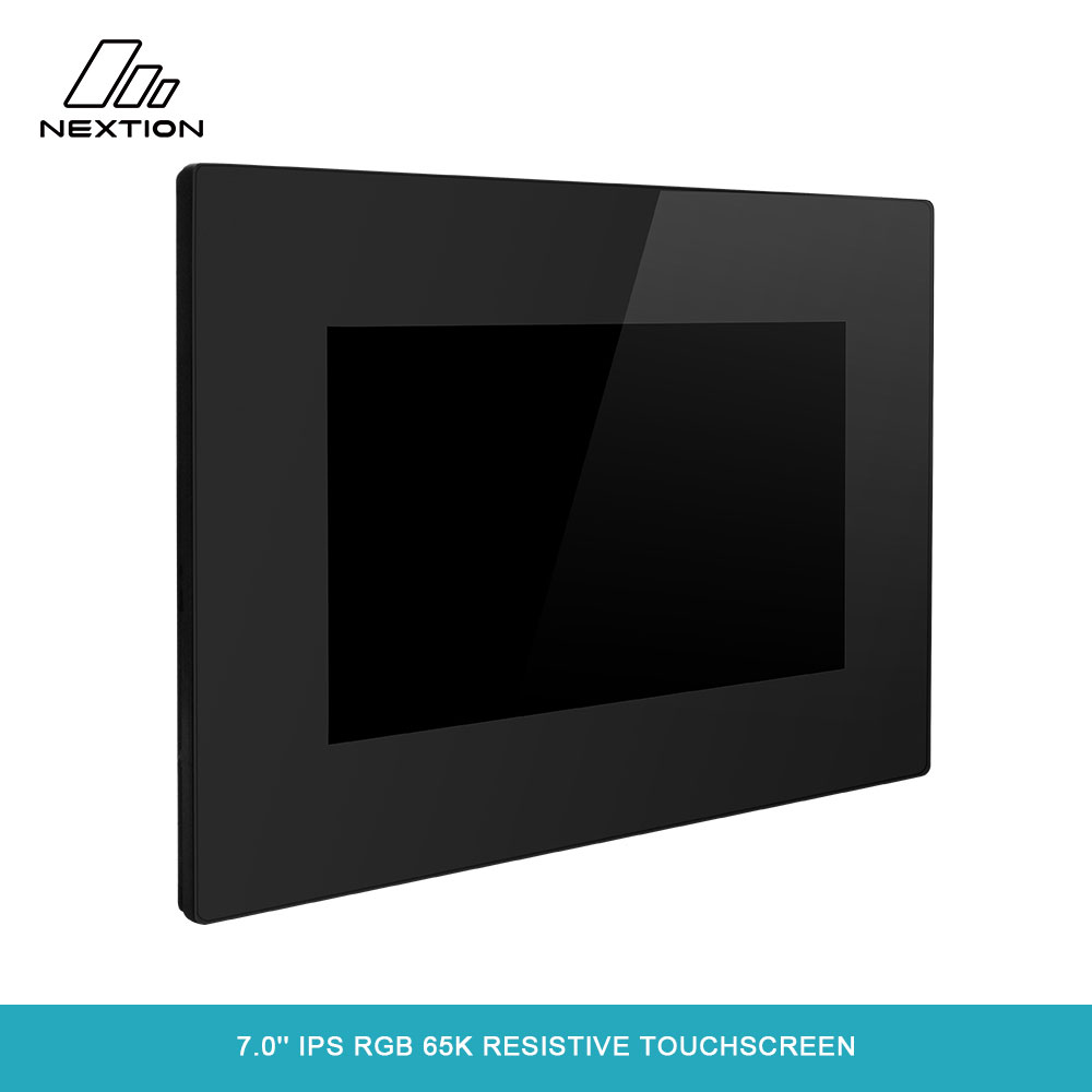 Image 2 - NEXTION 7.0'' Nextion Intelligent Series NX8048P070 011R Y HMI IPS RGB 65K Resistive Touchscreen Display Module With Enclosure-in LED Displays from Electronic Components & Supplies