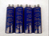 1pc ELNA 100V 10000UF Aluminum Electrolytic Capacitor 35*100mm