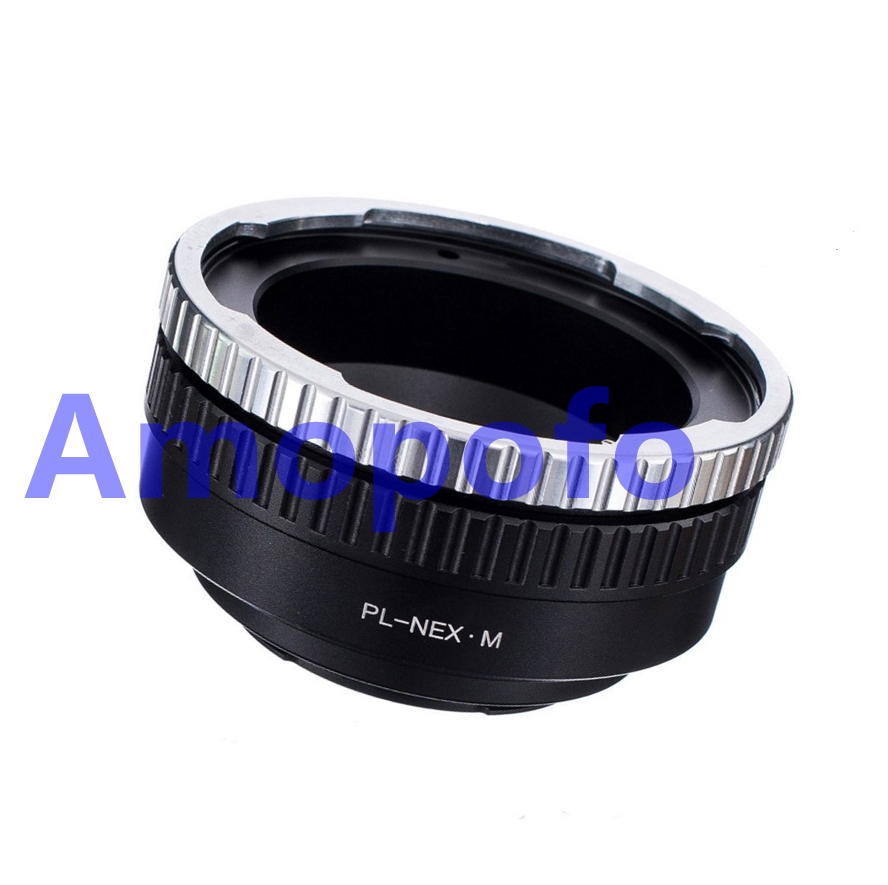 Sony Ampofo PL-NEX / M адаптер Arriflex PL линзасы NEX - Камера және фотосурет - фото 2