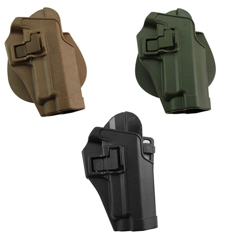 Tactical Belt Holster Right Hand CQC Type Gun Holster for SIG SAUER P226 image