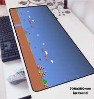 Mario podkładki pod mysz locrkand podkładka pod mysz podkładka pod mysz notebook 70x30cm podkładka pod mysz do gier dla graczy gamer na klawiaturę myszka do laptopa maty